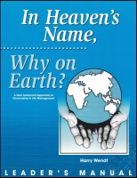 In Heaven's Name, Why on Earth? - Leader H-4302