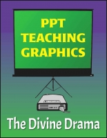 The Divine Drama - PowerPoint H-2041