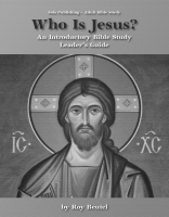 Who Is Jesus? (Leader's Guide) A-3015